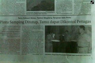 Koran Jawapos: Tamu dapat dikon…. Ey say what??! Via @andatriadi