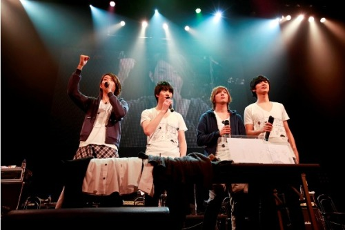[281010 ] CN Blue @ 1st Official Fanclub Event - Welcome to  Boice Japan (More…)