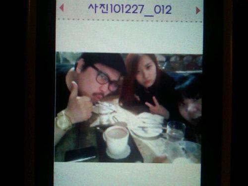 101227 Jane's Twitter  마크피디님&미&제인 Mark PD & Mi & Jane