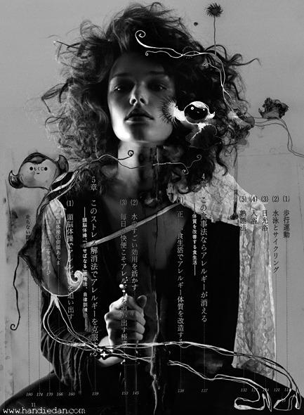 Digital Art by Handiedan