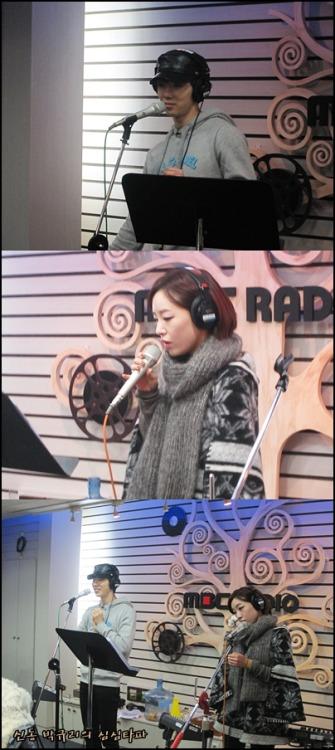 110105 Kwon & Ga-in on ShimShimTaPa