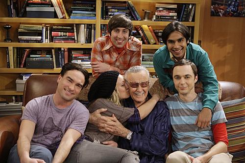 Stan Lee Big Bang Theory