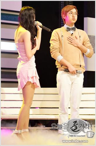 iambyge:  gawd Leeteuk-ssi, why do you look like an ahjussi? LEETEUK LIKE AJUSSHI of Krystal.. hahah.. so funny…