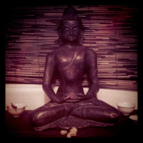 Buddha, India-style.