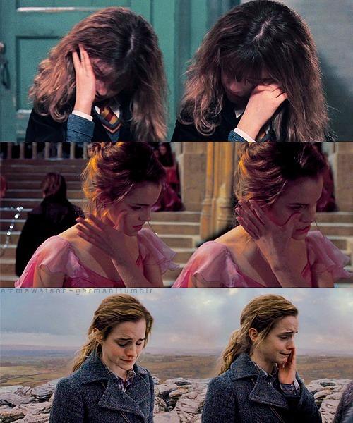 It's always Ron's fault.