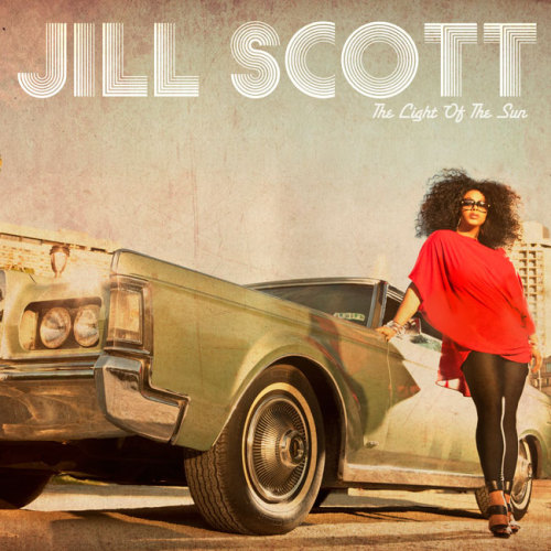 """CAN'T WAIT!afro-art-chick:Jill Scott has just revealed the artwork for her much antipated new album """"The Light of the Sun"""", which is due out on June 27th."""