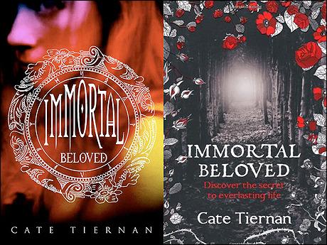 Immortal Beloved by Cate Tiernan