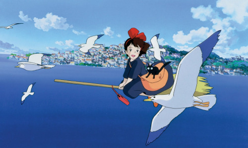 Screenshot from Kiki's Delivery Service