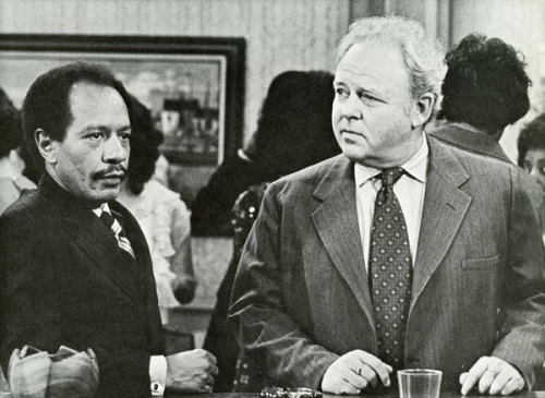 Archie Bunker/George Jefferson