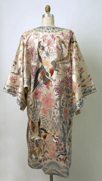 Coat via The Costume Institute of the Metropolitan Museum of Art