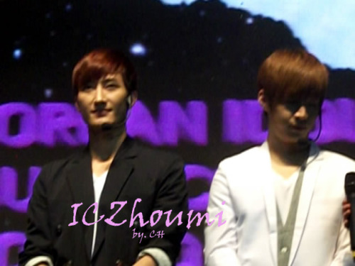 Korean Idols Music Concert Hosted in Indonesia 2 credit ICZhoumi photo by CH TAKE OUT FULL CREDIT :)