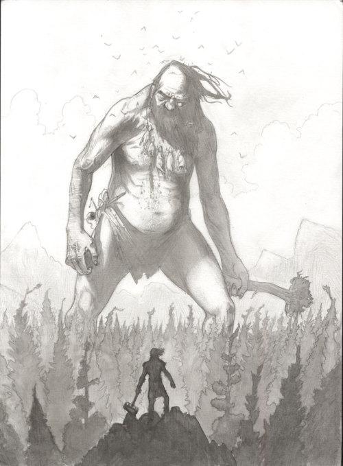 Thor versus Giant