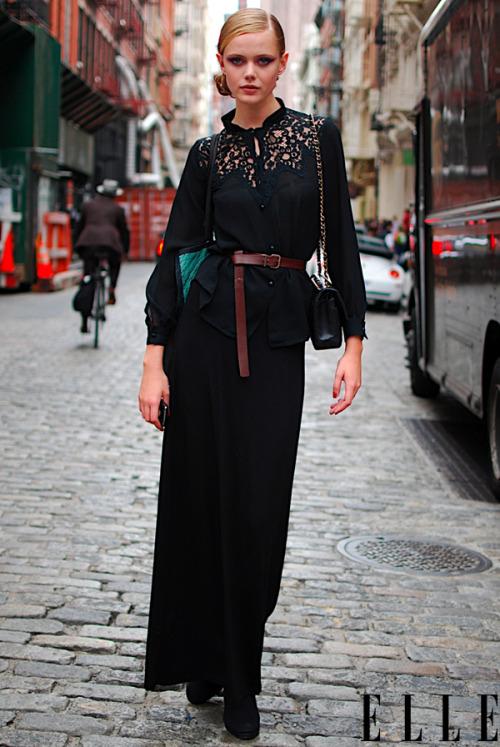 Fashion Week Street StylePhoto: Courtney D'Alesio