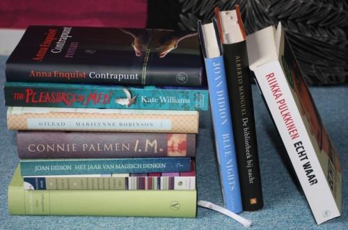 winterlief:&lt;/p&gt;<br /> &lt;p&gt;books I've read in November.