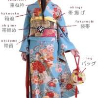 How to wear a kimono or yukata?