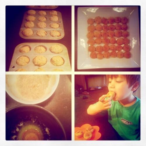 Cinnamon Muffins, Easy Breakfast