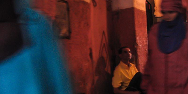 Marrakech, Marruecos (3000km Viaje Aventura Mochilero)