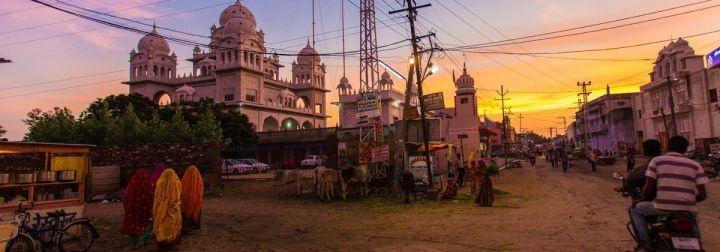 Pushkar, India, Asia - 3000km-Viajes-Aventura-Alternativos-Grupo-Mochilero