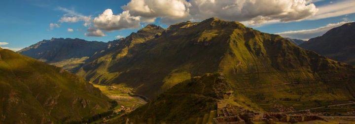 Ruinas de Pisac. (3000km Viajes Aventura)