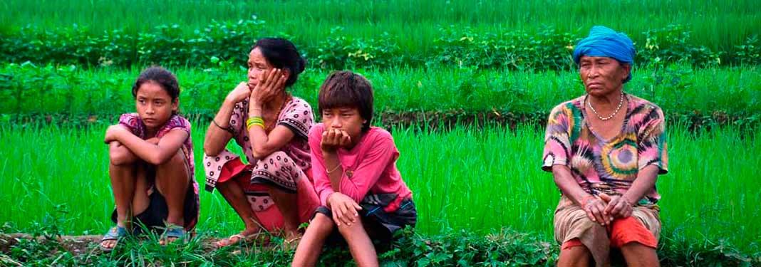 Gente, Nepal, Asia - Viajes de Aventura y Viajes Alternativos y de Turismo Responsable en Grupo, Solo, Mochilero - 3000KM Viaje alternativo