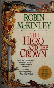 The Hero and the Crown by Robin McKinley