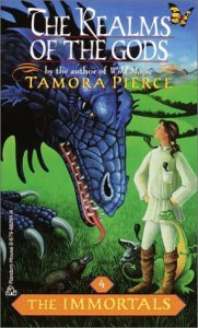 The Realms of the Gods by Tamora Pierce