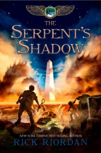 The Serpent's Shadow by Rick Riordan