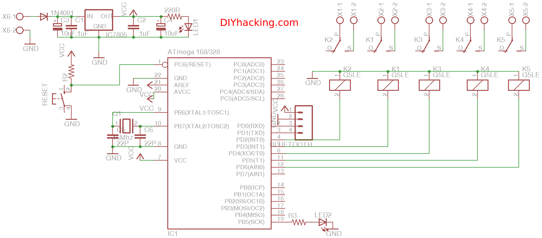 wiring diagram app smeg double oven diy android home automation with free smartphone