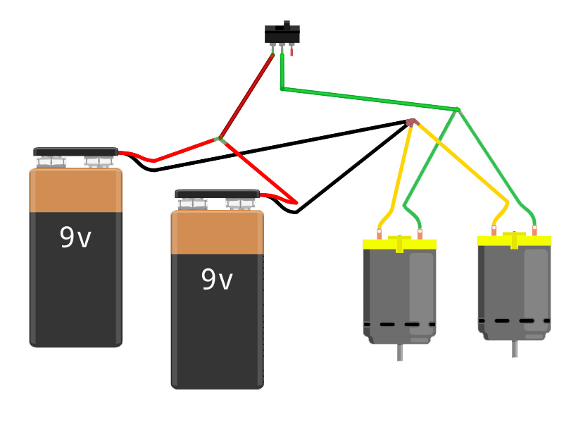 Alternatively You Can Wire A Switch As Shown In The Second Diagram