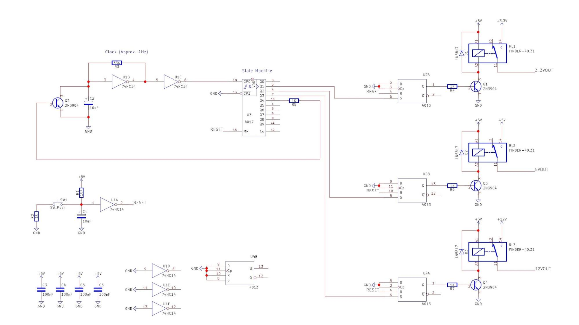 How To Make Your Own Ic Power Sequencer