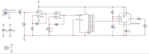 small resolution of how to make a circuit that detects high frequencies the bat bat detector schematic image view