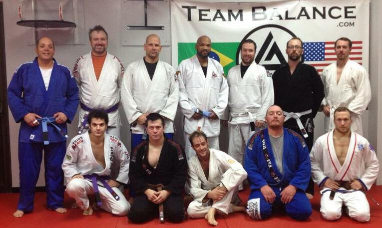 302BJJ Instructors and Students