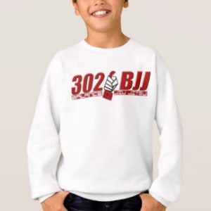 Kids 302 BJJ Sweatshirt
