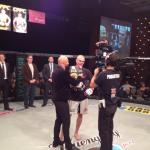 Tim Williams CFFC Champion