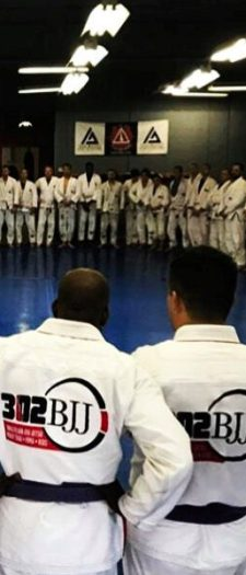 Jiu Jitsu Training in Delaware