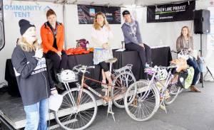 bike expo commuter panel