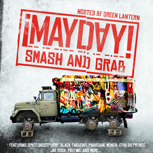 DOWNLOAD: ¡MAYDAY! - Smash & Grab
