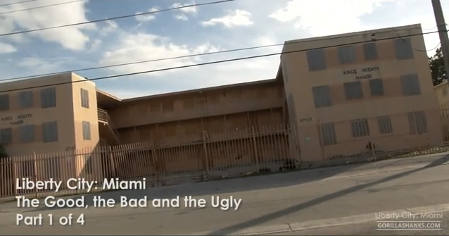 VIDEO: Liberty City: Miami- The Good, the Bad and the Ugly (Ep 1-4)