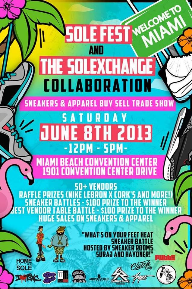EVENT: Sole Fest x Sole Collector Collaboration