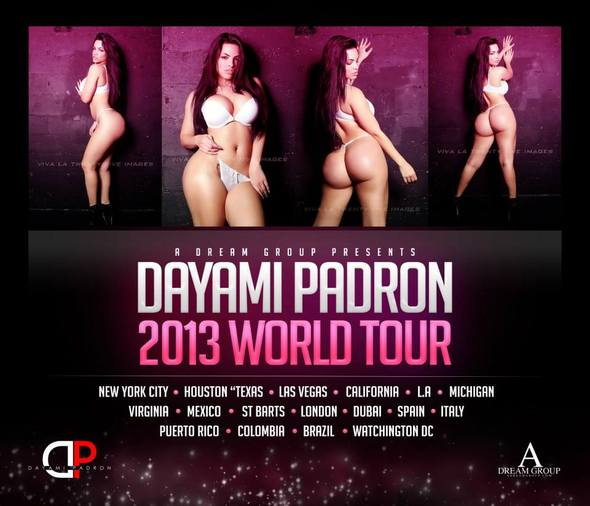 LADIES: Dayami Padron
