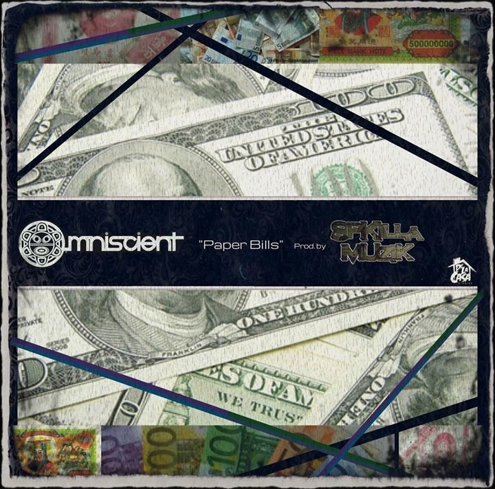 "VIDEO: Omniscient ""Paper Bills"" Produced by SP Killa"