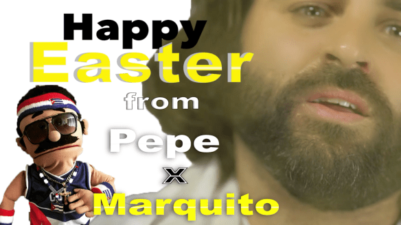Happy Easter - From Pepe Billete