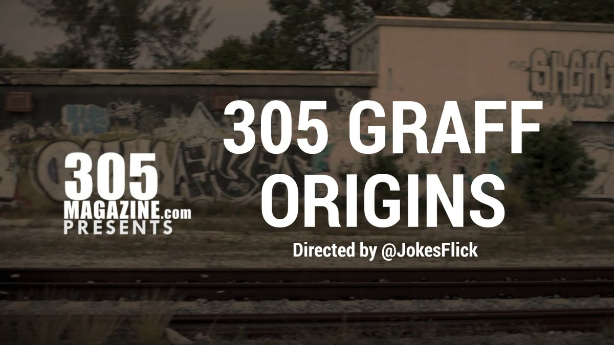 Exclusive: 305 Graff Origins