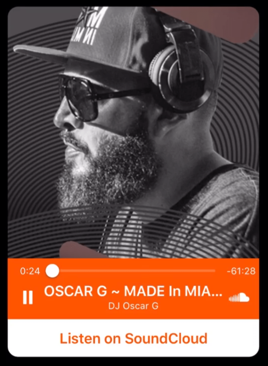 Oscar G | MADE In MIAMI Mix | January 2018