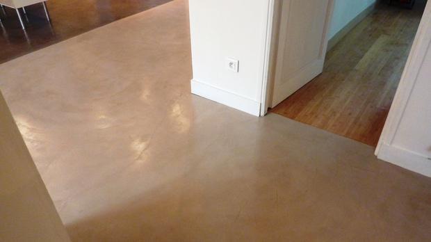 Sur quels supports peut on appliquer le beton cire - Revetement sur carrelage ...