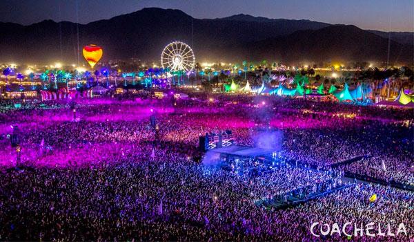 Coachella VR180 Tour – Coachella 2017