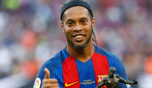El fin de los tiempos para Ronaldinho