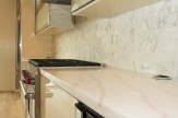 Chef's Kitchen with Marble Counter tops