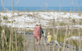WaterSound Origins embodies the relaxed beach lifestyle people travel the world to 30A in order to find.