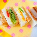 サンドイッチ弁当のピクニックにおすすめの入れ物ときれいに詰める工夫